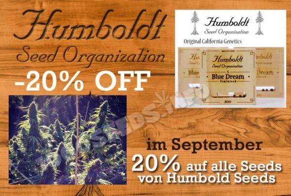 Humboldt Seeds kaufen