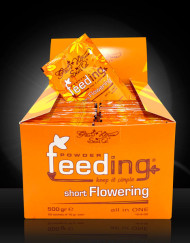 Green House Powder Feeding - short Flowering, 50 Beutel á 10g