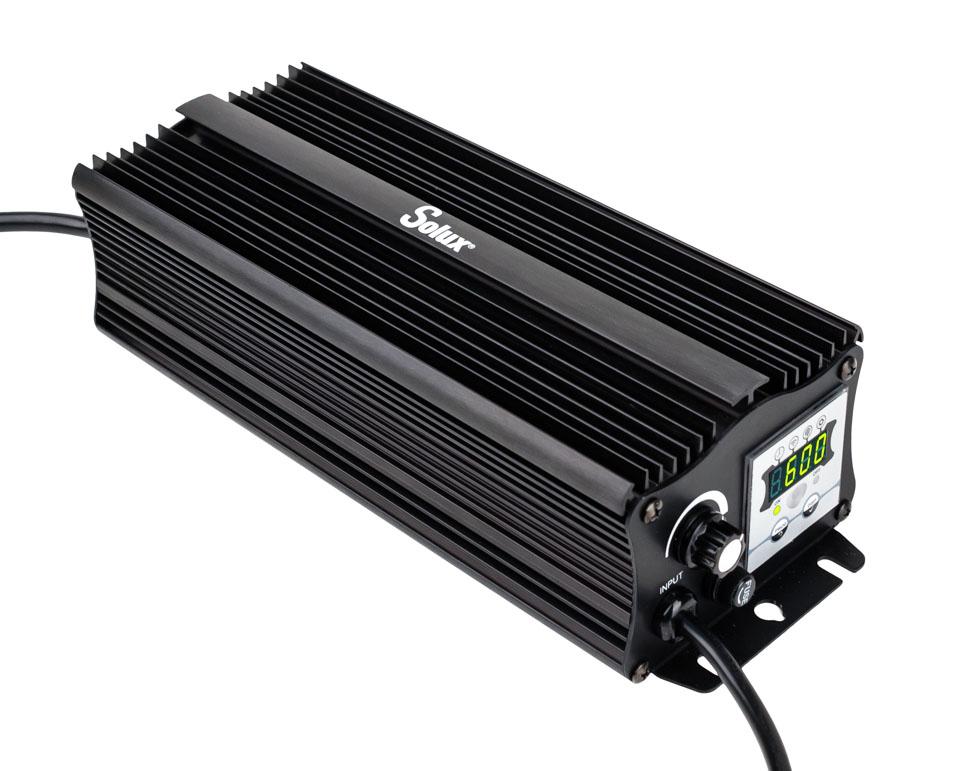 Solux Digital Electra 600W, max. 660 W, elektronisch regelbar