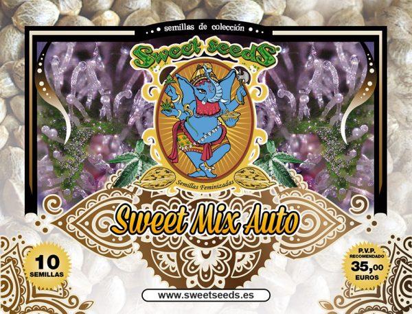 Sweet Mix Auto (Sweet Seeds), 10 automatic Seeds