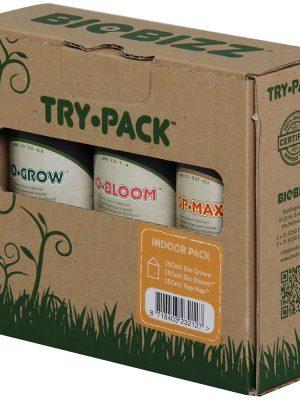 BioBizz Try-Pack Indoor