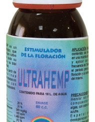 Ultrahemp (Trabe), biologischer Blütebooster, 60ml