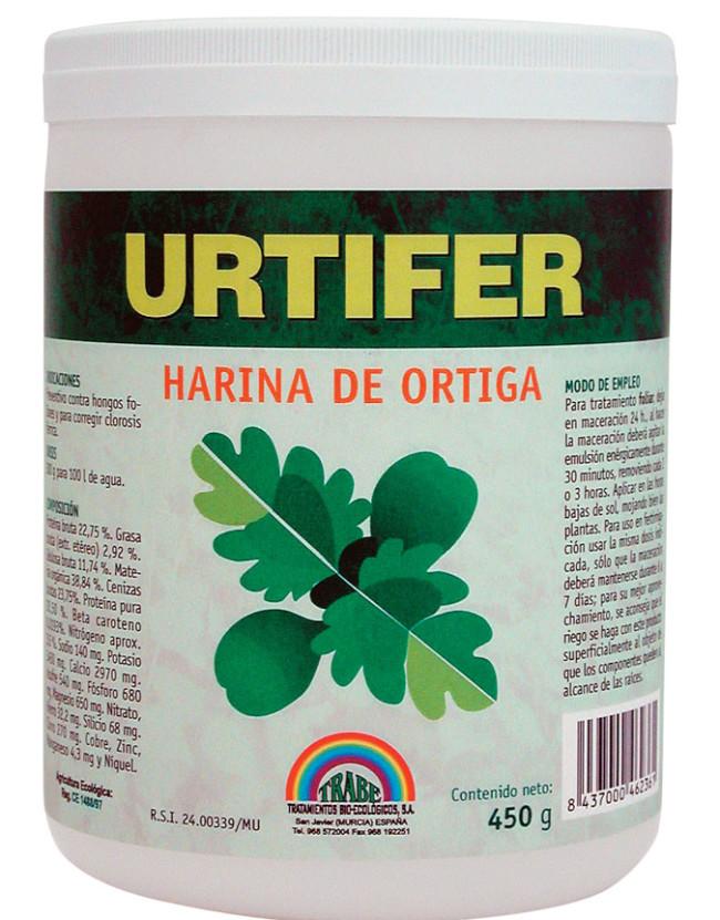 Urtifer (Trabe), Brennnesselmehl, 450g