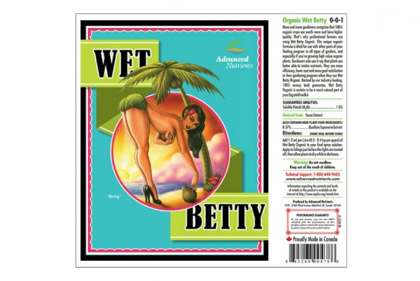 Wet Betty (Advanced Nutrients), 1 L