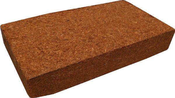 BIO NOVA Cocosziegel, 1 Stück, ergibt 10 L Substrat