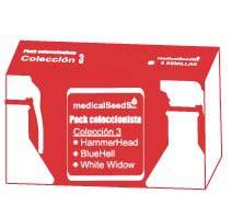 Collection 3 (Medical Seeds), 6 feminisierte Samen