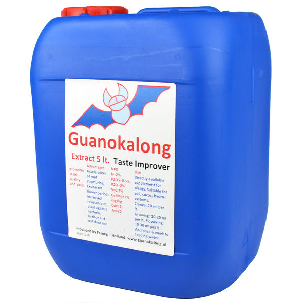 Guanokalong Extract 5 L - Taste Improver