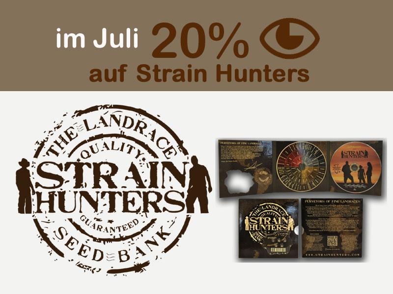 prozente-Strain-Hunters