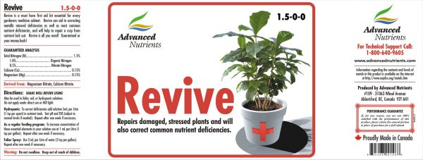 Revive (Advanced Nutrients), 1 L