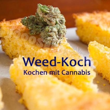 mit Marijuana kochen, Cannabis-Rezepte, Weedkoch, infundierte Rezepte