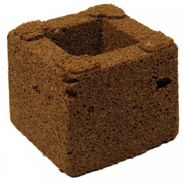 Eazy-Block, Zuchtblock, Pflanzsubstrate Cannabisanbau