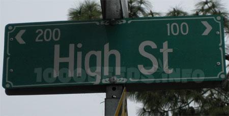 das High von Marijuana