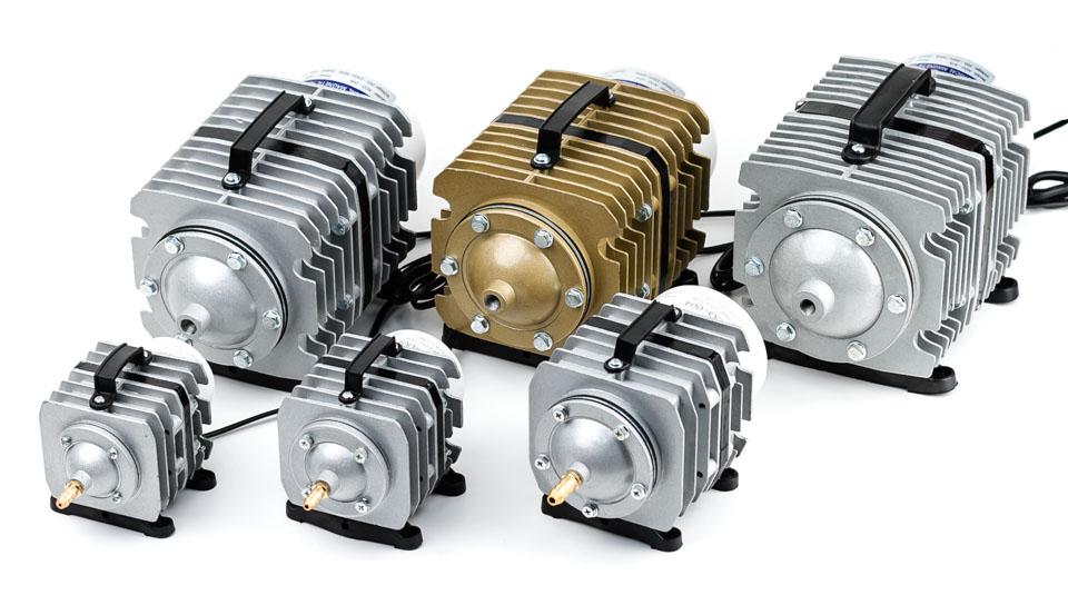 Luft-Kompressor DWC-Bubbler