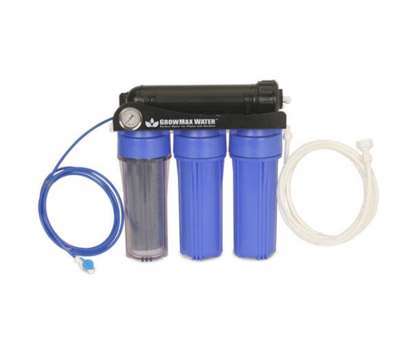 Umkehrosmoseanlage mit Ionisation, Growmaster, reines Wasser