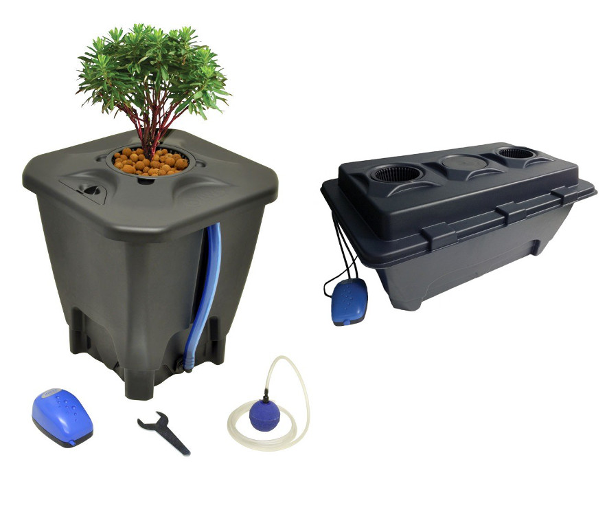 Oxypot von Nutriculture, Deep Water System, DWC, Deep Water Culture,