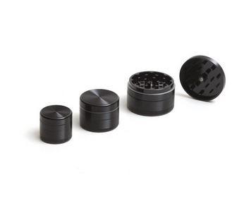 Grinder Alu 50mm schwarz
