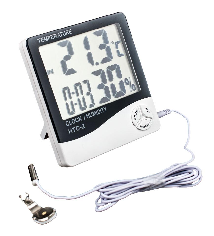 Thermo-Hygrometer von VDL mit Sonde
