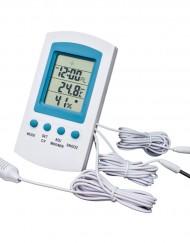 Thermohygrometer mit 3 Sonden