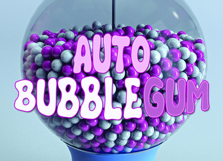 AUto Bubblegum, anesia