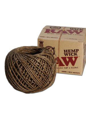 Hemp-Wick,-30-m