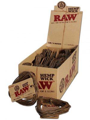Hemp-Wick-RAW