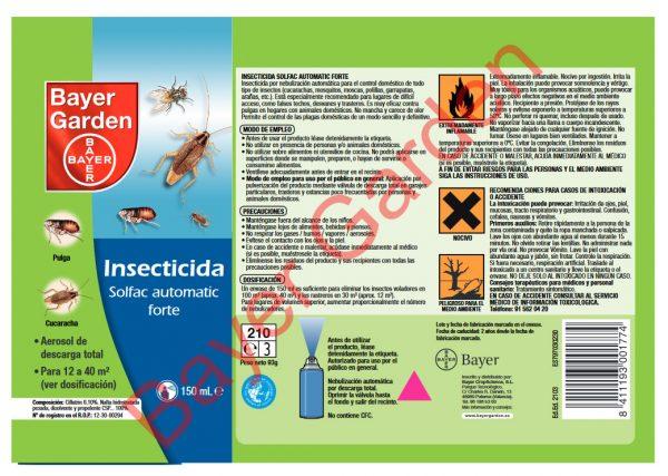 Solfac Insektizid