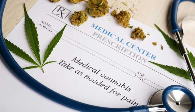 Cannabis-Schmerzbehandlung