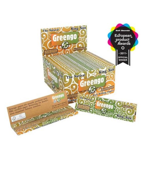 Greengo Rolling Papers King Size