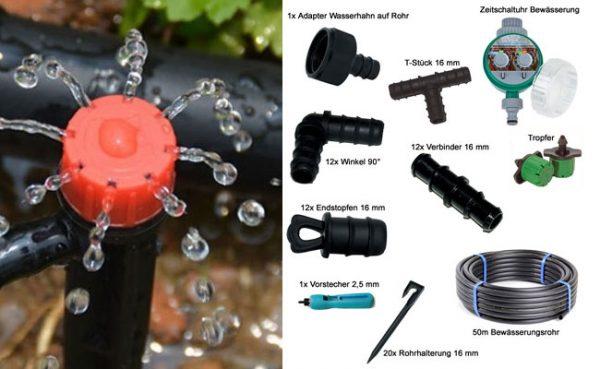 Outdoor anbau Wasser