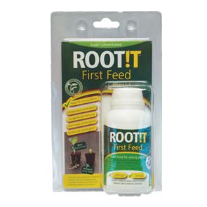 First Feed von Rootit