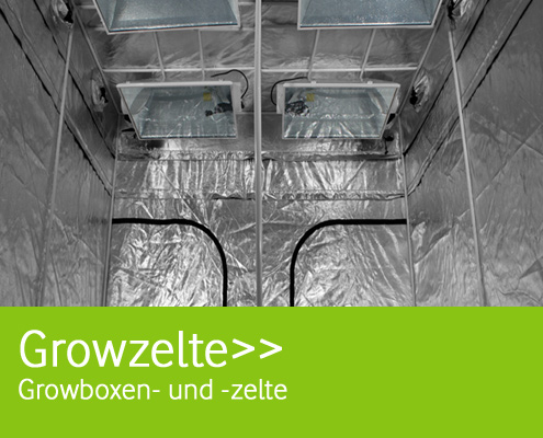Growzelte-Growboxen