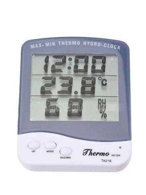 MAx-Min-Thermohygrometer