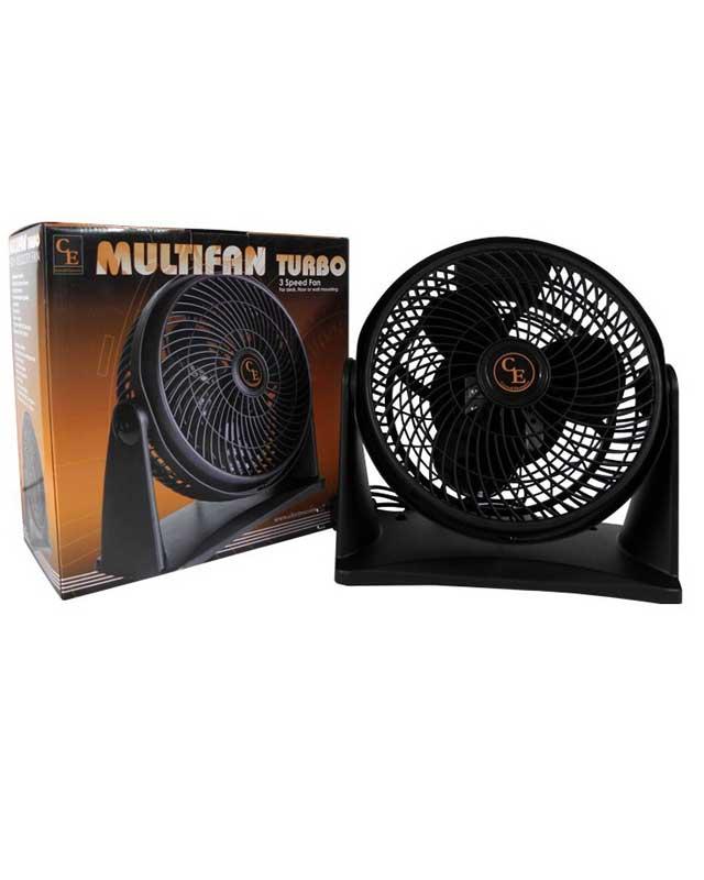 Multifan-turbo