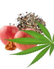 cannabistee-apfel-caramel