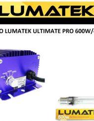 Lumatek Ultimate Pro 600W 400V