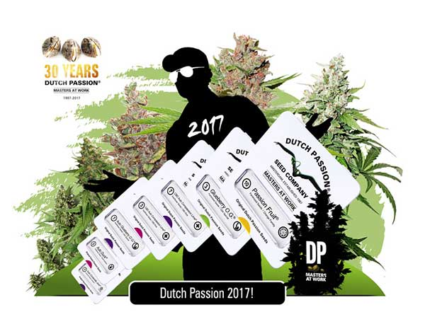 Dutch-Passion-neue-Sorten