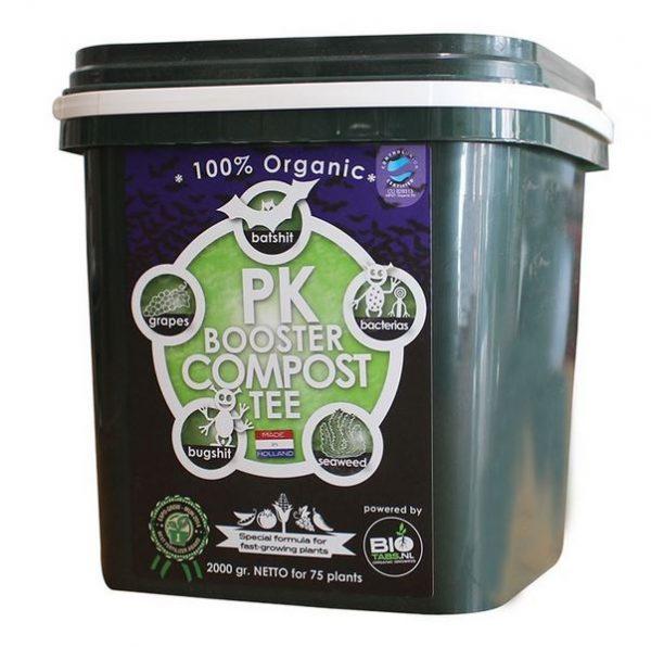 PK Booster Compost Tea von BAC