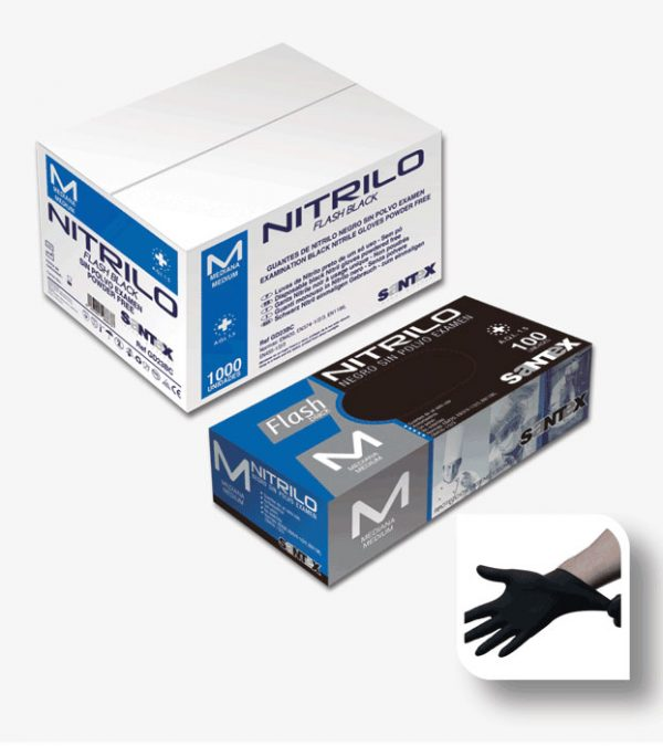 Nitril-Handschuhe