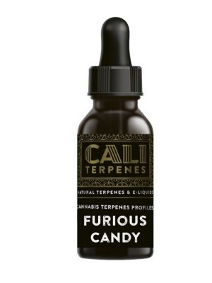 Cali Terpenes - Furious Candy