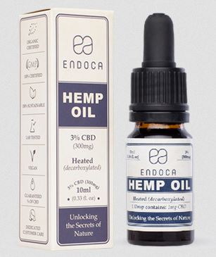 Endoca Cannabisoel