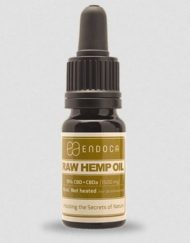 Raw Hemp Oil, 1500mg CBD