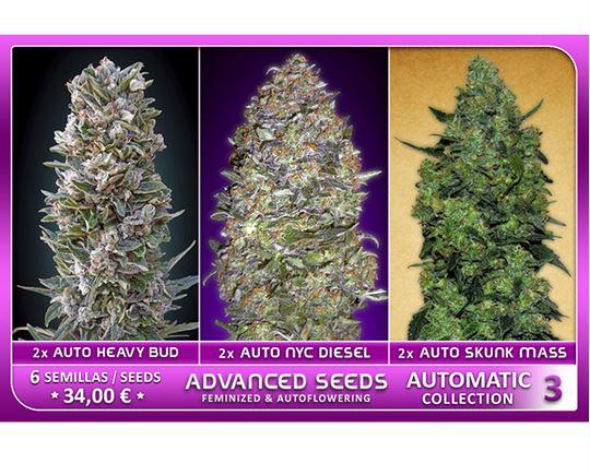 Automatic Collection 3 von Advanced