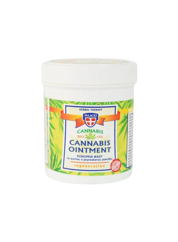 Cannabis-Ointment