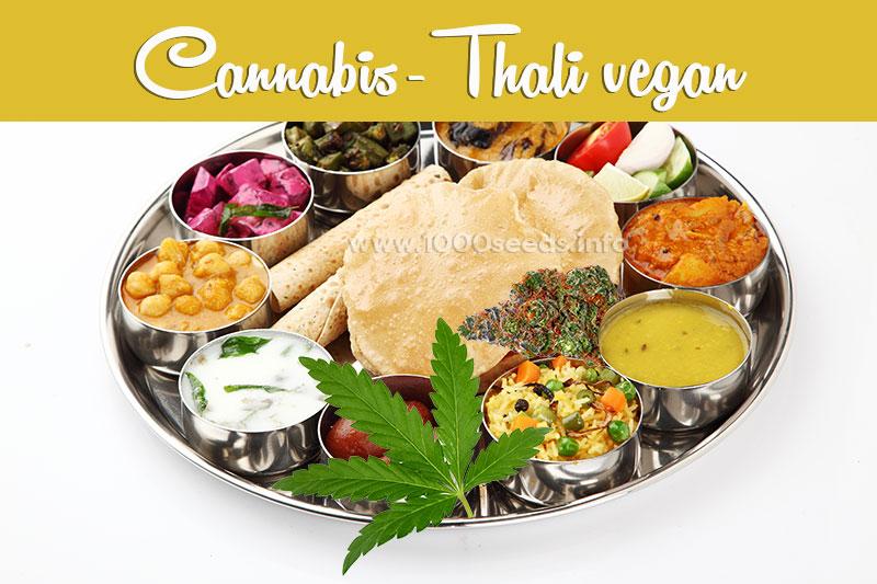 Cannabis-thali