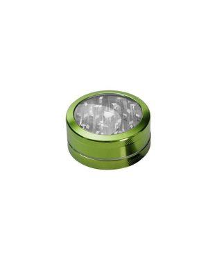 Fenstergrinder-green