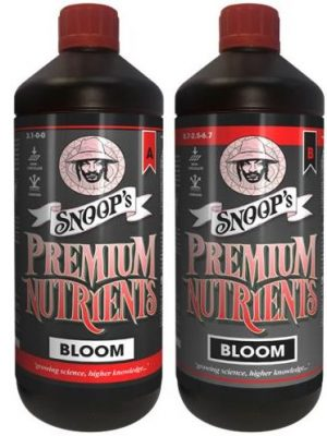 Bloom A+B Snoops Premium Nutrients