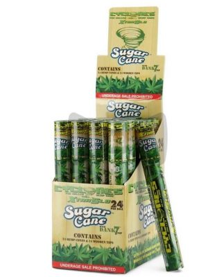 Cyclone Hemp Cone Sugar Cane