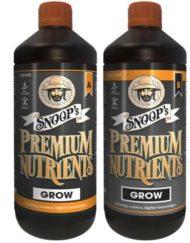 Grow A+B Erde Snoops Premium Nutrients