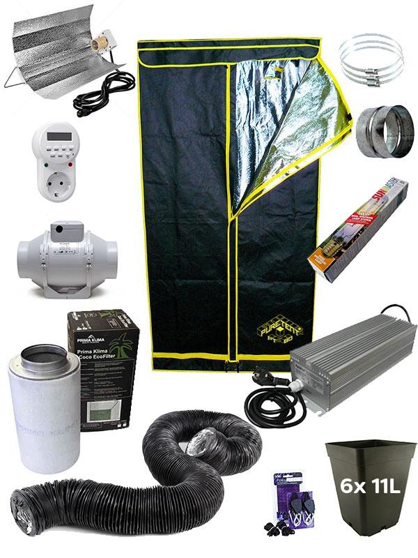 Komplett-Growset-Pure-Tent-80-x-80
