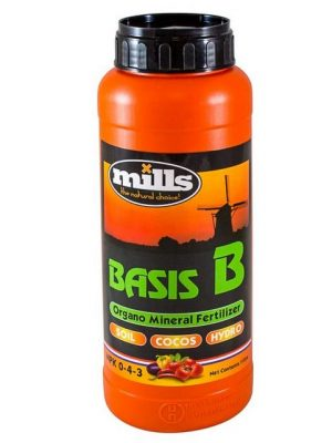 Mills Basis B, 1l